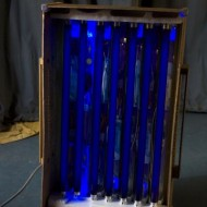 UV light source for contact prints and UV enlarger