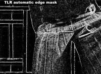 Edge mask