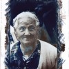 Van Dyke Brown on cyanotype