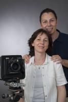 Cristina Mian e Marco Frigerio
