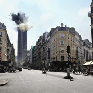 Paura sulla città: Paris Match, Patrick Chauvel e Michael Wolf alla Monnaie di Parigi