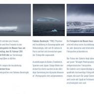 Antartide di Fabiano Busdraghi alla Fotogalerie im Blauen Haus, Monaco