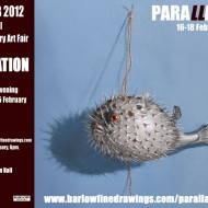 Exposing at P(AF)3: Parallax Art Fair in London