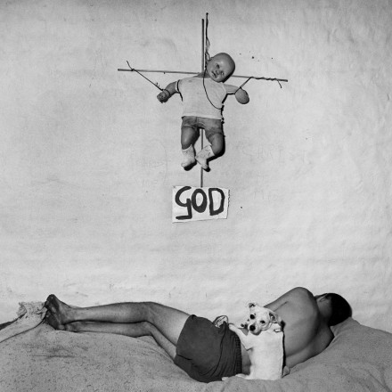 Photo by Roger Ballen: Loner