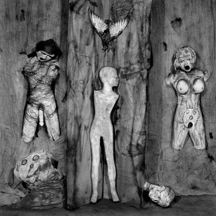 Photo by Roger Ballen: untitled