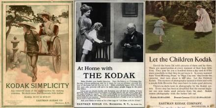 Kodak ads