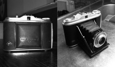 My first camera© Derrick Santini