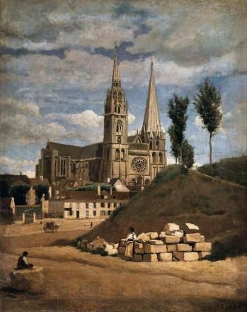 Dipinto di Camille Corot